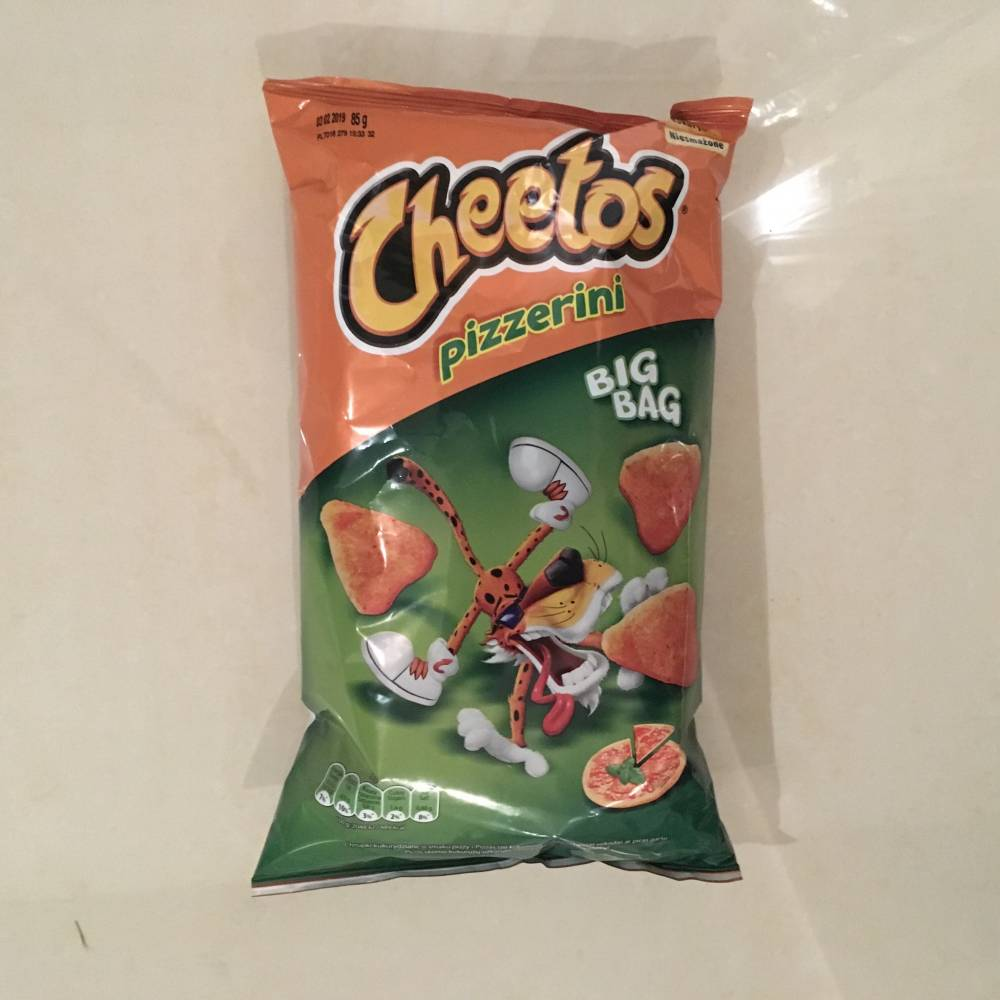Cheetos Pizzerini 85g from Auntie Ammies Candy Shop