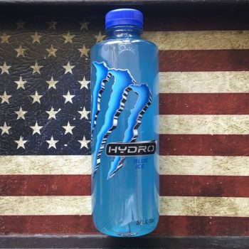Monster Hydro Blue Ice (750ml) From auntie ammies candy store