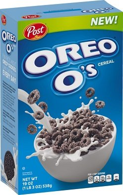 """Oreo """"O"""" Cereal 311g From Auntie Ammies Candy Shop"""