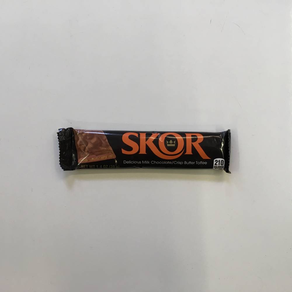 Hershey's Skor Bar (39g) From Auntie Ammies Candy Shop