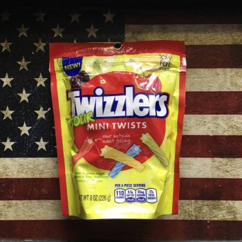Twizzlers Sour Mini Twists 226g From auntie ammies candy shop