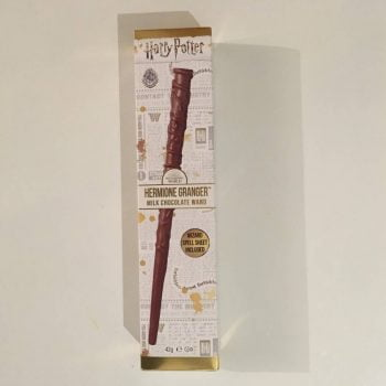 Harry Potter - Hermione Granger milk chocolate Wand From Auntie Ammies Candy Shop