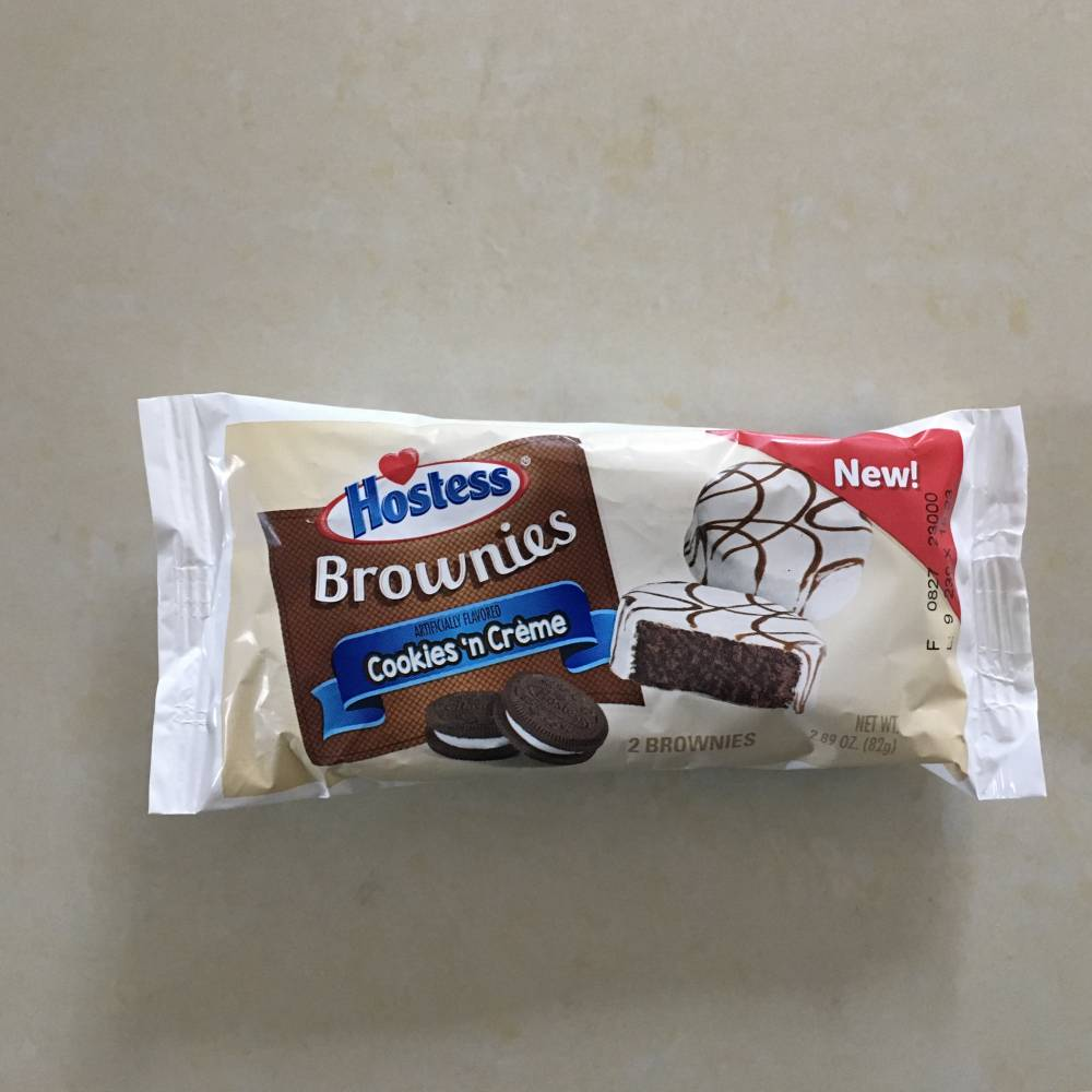 Hostess Brownies Cookies 'n' Creme From Auntie Ammies Candy Shop