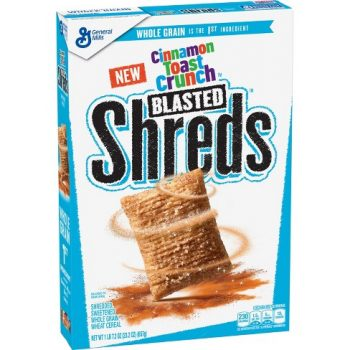 Cinnamon Toast Crunch blasted Shreds 657g from Auntie ammies Candy Store