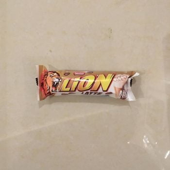 Nestle Lion bar Latte from Auntie Ammies candy Shop