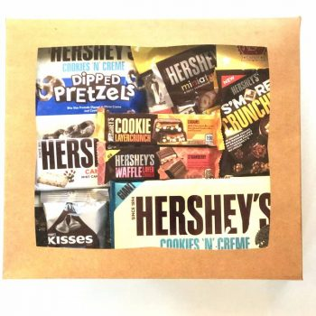 Hersheys Chocolate Selection Gift Box