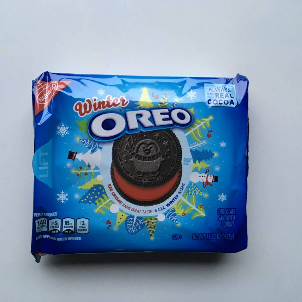 Winter Oreos (435g) From Auntie Ammie Candy shop
