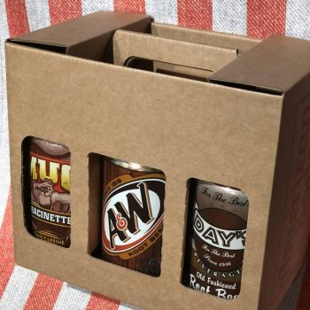 Root Beer Sampler 6 Pack From Auntie Ammies Candy Shop