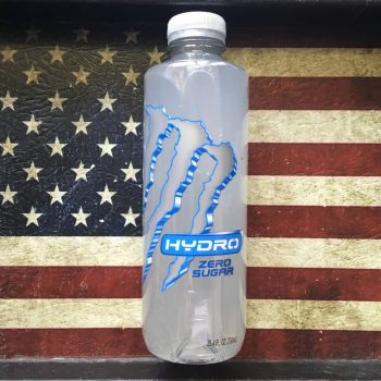 Monster Hydro Zero Sugar (750ml) From Auntie Ammies candy Store