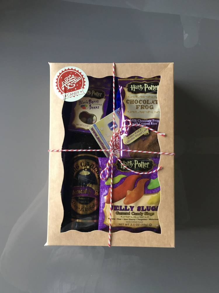 Harry Potter Themed American Candy Box