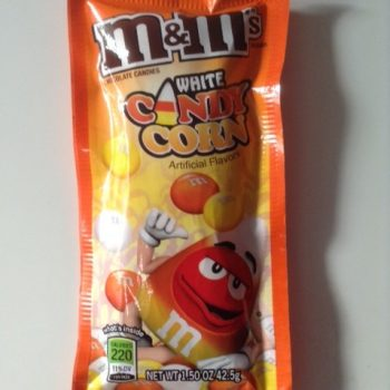 M&M Candy corn from Auntie Ammie's American Candy store UK