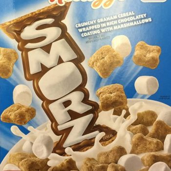 Kellogs Smorz Cereal from Auntie ammies Candy Shop