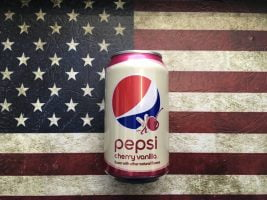 Pepsi Cherry Vanilla From auntie Ammies candy shop