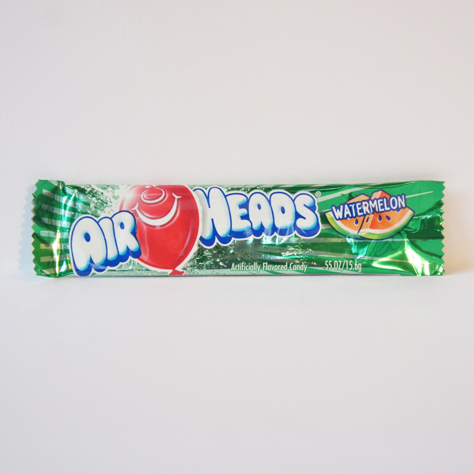 watermelon airheads chew barAmerican sweets from Auntie Ammie's Candy Shop
