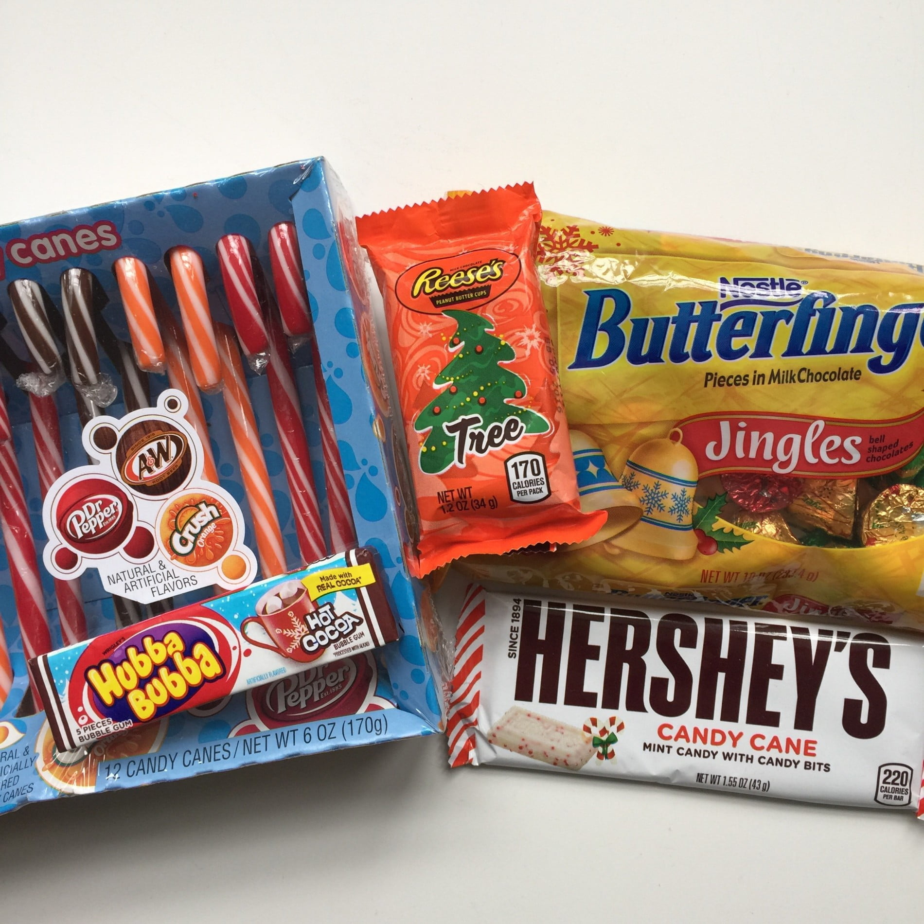 Seasonal Products at our American candy store