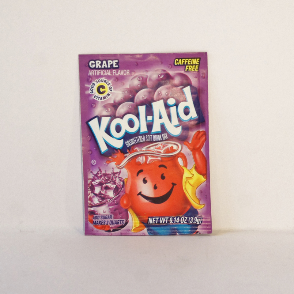 grape kool aid powder American food from Auntie Ammie's Candy Shop UK