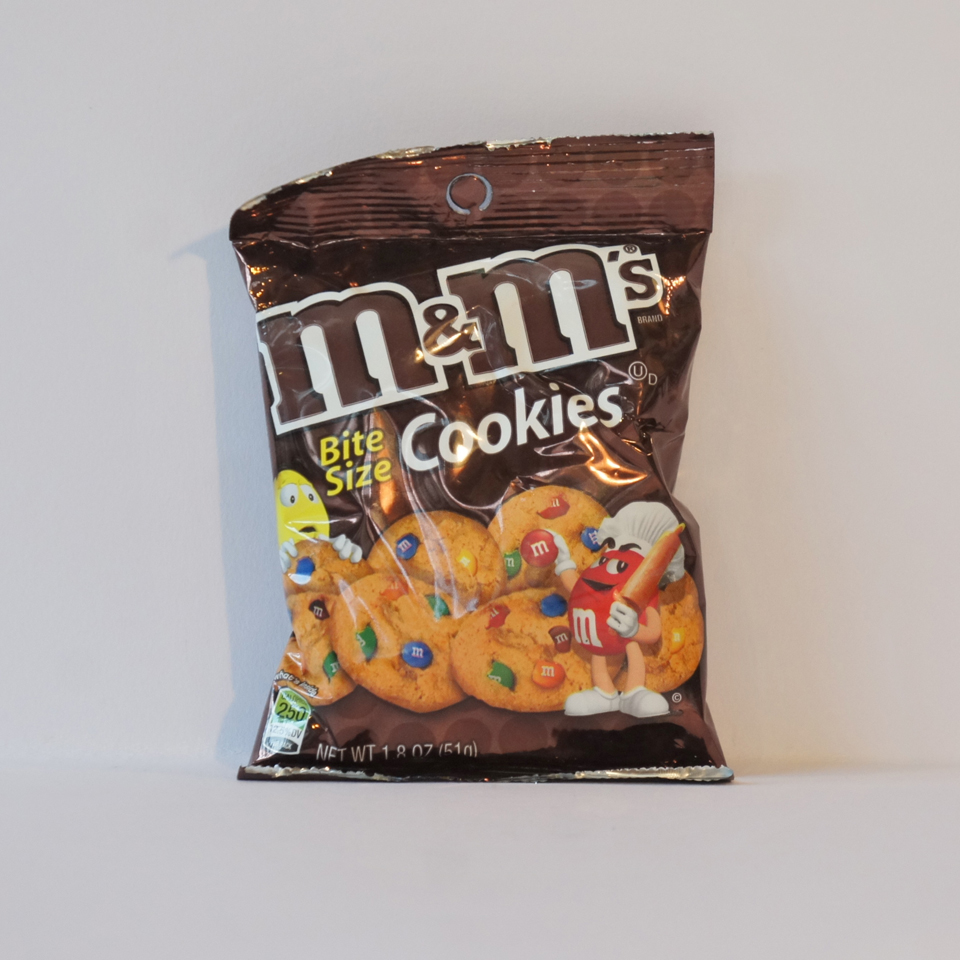 M&M's Cookies American sweets from Auntie Ammie's Candy Shop